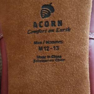 Acorn Shoes - Acorn The Original Slipper Sock Men Size M 12-13